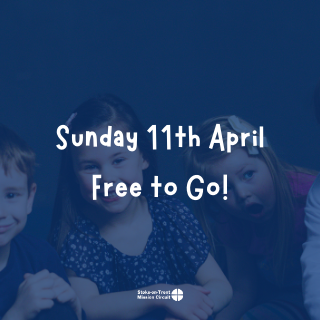 Sunday 11th April - Free to Go