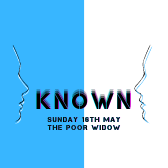 16th May - Poor Widow